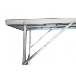 tavolo da mercato alluminio price50 bancarella da mercato